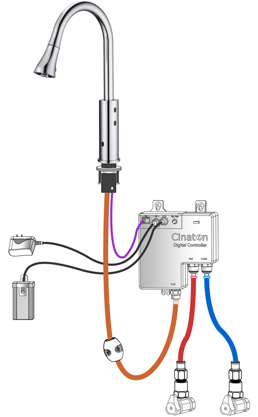 iSense_5_Sensor_Faucet_System
